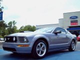 2006 Tungsten Grey Metallic Ford Mustang GT Premium Coupe #51776849