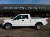 2011 Oxford White Ford F150 XLT SuperCab 4x4 #51777015