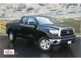 2011 Black Toyota Tundra SR5 Double Cab 4x4 #51776704