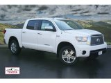 2011 Super White Toyota Tundra Limited CrewMax 4x4 #51776705