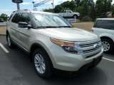 2011 Gold Leaf Metallic Ford Explorer XLT 4WD #51776866