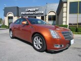 2008 Cadillac CTS Hot Lava Edition Sedan