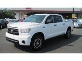 2011 Super White Toyota Tundra TRD Rock Warrior CrewMax 4x4 #51777062