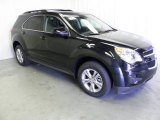 2011 Black Granite Metallic Chevrolet Equinox LT AWD #51777194
