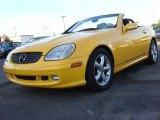 2003 Mercedes-Benz SLK 320 Roadster
