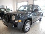 2007 Steel Blue Metallic Jeep Patriot Sport 4x4 #51777363
