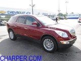 2010 Red Jewel Tintcoat Buick Enclave CX AWD #51777369