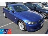 2008 Montego Blue Metallic BMW 3 Series 335i Convertible #51776930
