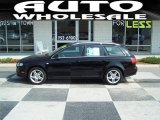 2008 Brilliant Black Audi A4 2.0T quattro Avant #51777099