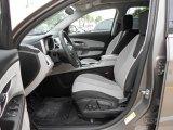 2010 Chevrolet Equinox LT Jet Black/Light Titanium Interior