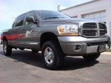 2006 Mineral Gray Metallic Dodge Ram 1500 Laramie Mega Cab 4x4 #51777392