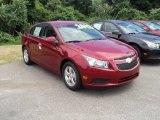 2012 Chevrolet Cruze LT Data, Info and Specs