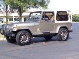 1990 Jeep Wrangler Sand Beige Metallic