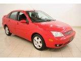 2005 Infra-Red Ford Focus ZX4 ST Sedan #51777258