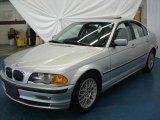 1999 Titanium Silver Metallic BMW 3 Series 328i Sedan #5179882