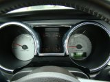 2008 Ford Mustang Racecraft 420S Supercharged Coupe Gauges