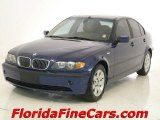 2003 Mystic Blue Metallic BMW 3 Series 325i Sedan #5169681