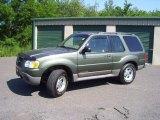 2001 Ford Explorer Spruce Green Metallic