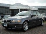 2003 Steel Grey Metallic BMW 3 Series 330i Sedan #5180584