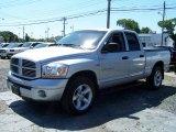 2006 Bright Silver Metallic Dodge Ram 1500 ST Quad Cab 4x4 #51777284