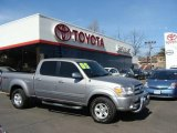 2005 Silver Sky Metallic Toyota Tundra SR5 Double Cab 4x4 #5175088