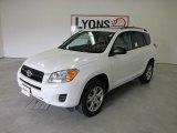 2011 Super White Toyota RAV4 I4 4WD #51824702