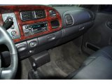 1999 Dodge Ram 1500 Sport Extended Cab 4x4 Controls