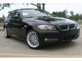 2011 Black Sapphire Metallic BMW 3 Series 335d Sedan #51825065