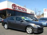 2008 Magnetic Gray Metallic Toyota Camry SE V6 #5175095