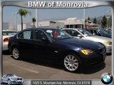 2008 Monaco Blue Metallic BMW 3 Series 335i Sedan #51825019