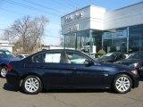 2006 Monaco Blue Metallic BMW 3 Series 325i Sedan #5166831