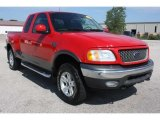 2003 Ford F150 FX4 SuperCab 4x4 Data, Info and Specs