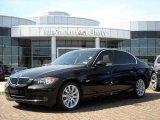 2006 Jet Black BMW 3 Series 330i Sedan #5180613