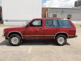 Chevrolet Blazer 1993 Data, Info and Specs