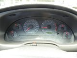 2002 Ford Mustang GT Coupe Gauges