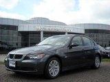 2006 Sparkling Graphite Metallic BMW 3 Series 325i Sedan #5180609