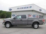 2011 Sterling Grey Metallic Ford F150 XLT SuperCab 4x4 #51848525