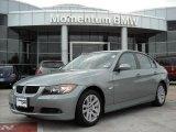 2006 Silver Grey Metallic BMW 3 Series 325i Sedan #5180553