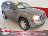 2008 Mineral Gray Metallic Jeep Grand Cherokee Laredo 4x4 #51855291