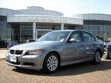 2006 Silver Grey Metallic BMW 3 Series 325i Sedan #5180544