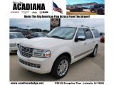 2007 White Chocolate Tri-Coat Lincoln Navigator L Ultimate #51856447