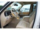 2007 Lincoln Navigator L Ultimate Camel/Sand Interior