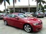 2009 Crimson Red BMW 3 Series 328i Convertible #51855867