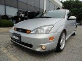 2003 CD Silver Metallic Ford Focus SVT Hatchback #51857054