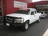 2004 Summit White Chevrolet Silverado 1500 Z71 Extended Cab 4x4 #51856765