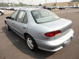 1995 Chevrolet Cavalier Sedan Data, Info and Specs