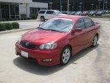2006 Toyota Corolla XRS