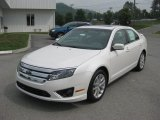 2012 Ford Fusion SEL Data, Info and Specs