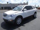 2011 White Opal Buick Enclave CXL #51856786