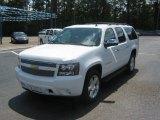 2011 Summit White Chevrolet Suburban LT #51857074